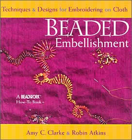 Beaded Embellishment, by Robin Atkins & Amy Clarke